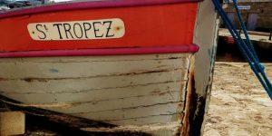Petit pointu de St-Tropez