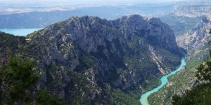 Excursion dans les gorges du Verdon